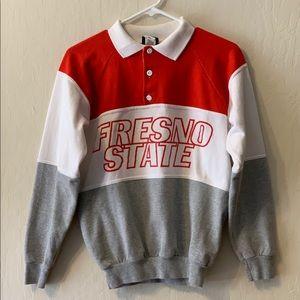 VintageFresno state women's sweatshirt
